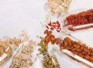 nuts and seeds on keto